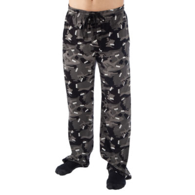 Batman Mens Jersey Pajama Pants