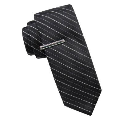 JF J.Ferrar Striped Tie