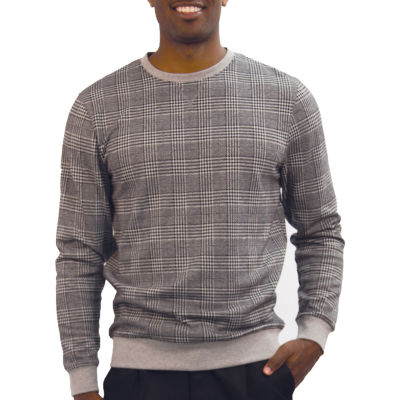 Steve Harvey Long Sleeve Pattern Button-Front Shirt