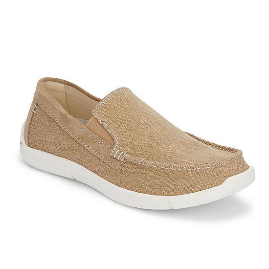 6ce6b0e74df4 Dockers Ashland Mens Slip On Shoes JCPenney