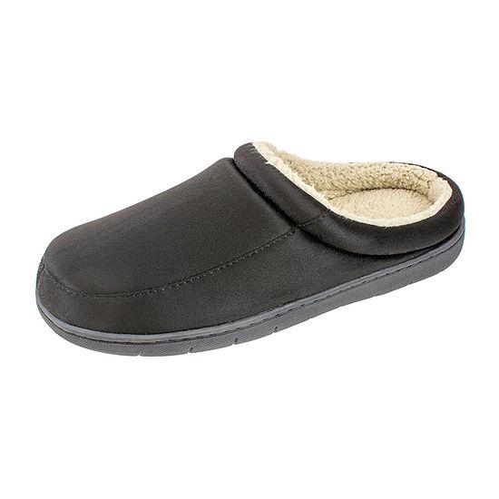 Stafford® Microsuede Clog Slippers
