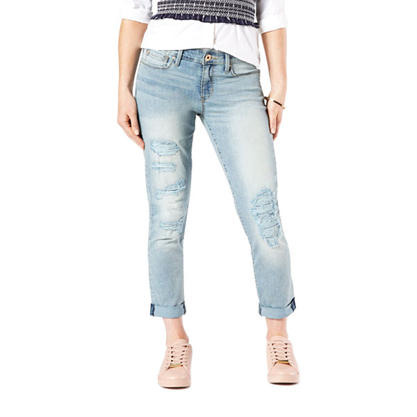 Denizen from Levis ™ Low Rise Tapered Boyfriend Jean - Juniors