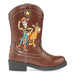 Disney Collection Toddler Boys Cowboy Boots