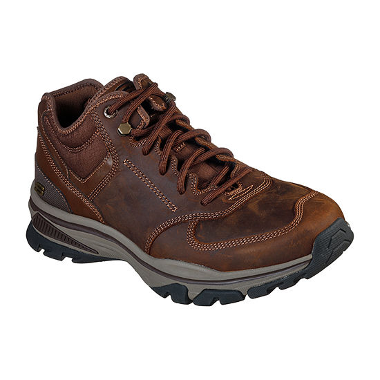 Skechers Mens Torado Lace Up Boots