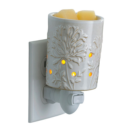 Candle Warmers Etc African Lily Plug-In Scent Warmer