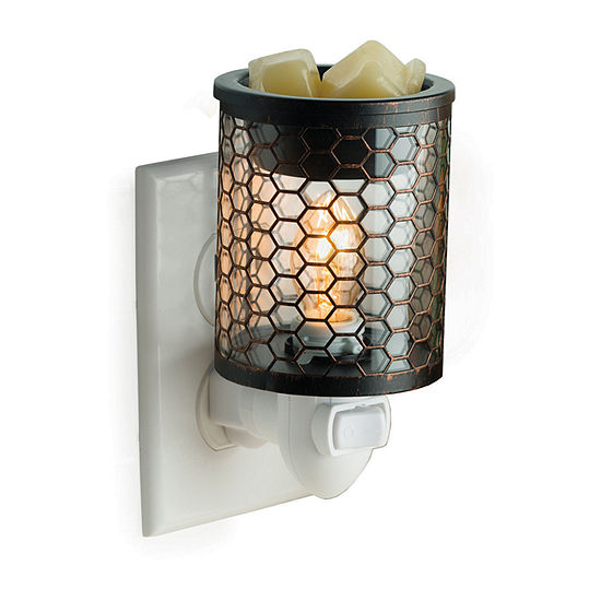 Candle Warmers Etc Chicken Wire Plug-In Scent Warmer