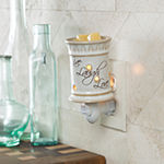 Candle Warmers Etc Live Love Laugh Plug-In Scent Warmer