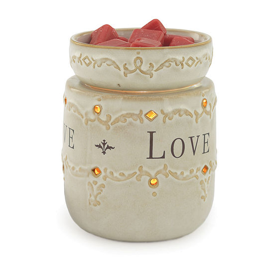 Candle Warmers Etc Live; Love; Laugh Scent Warmer