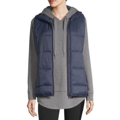 Xersion Puffer Womens Vest