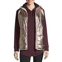 Xersion Women's Puffer Vest Deals