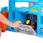 Simplay3 Carry & Go Garage Toy Playset
