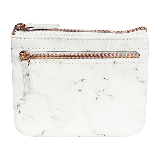 Buxton Large Id Coin Wallet
