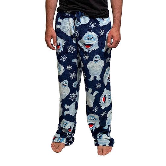 Bumble Mens Plush Pajama Pants