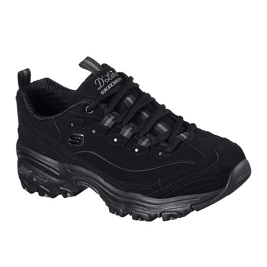 Skechers D'Lites Play On Womens Sneakers
