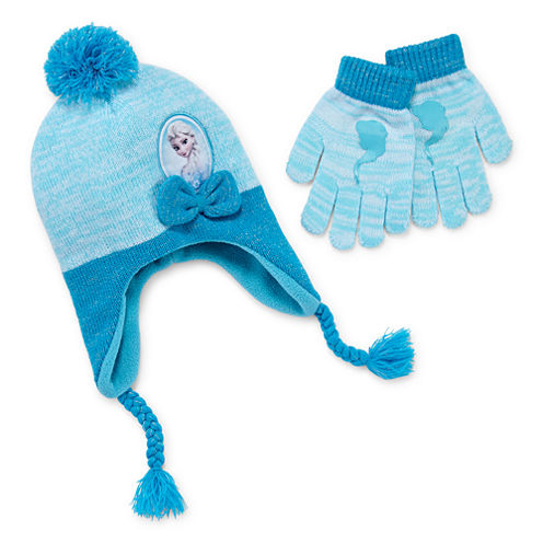 Disney's Frozen Frozen Cold Weather Set-Big Kid Girls