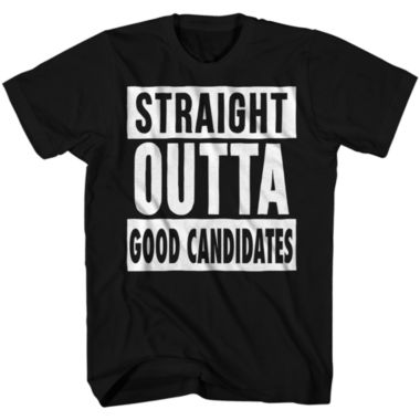 Outta Candidates Graphic T-Shirt