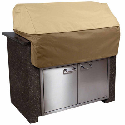 Classic Accessories® Veranda Island Grill Top Cover Medium