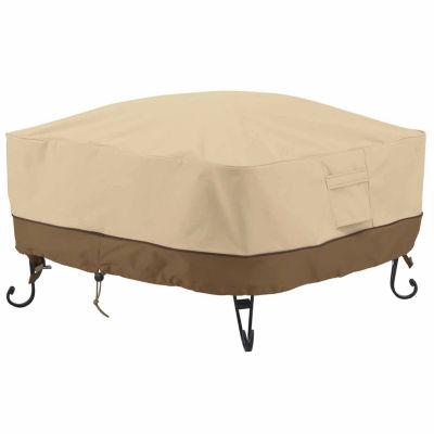 Classic Accessories® Veranda Square Full Coverage Fire Pit Cover Large