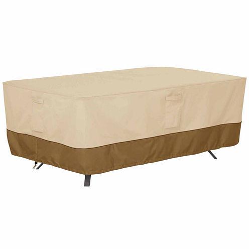 Classic Accessories® Veranda Rectangular/Oval Table Cover X-Large