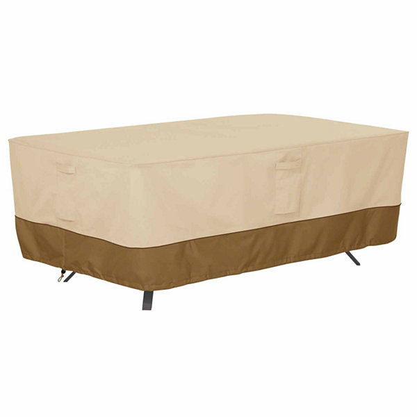 Classic Accessories® Veranda Rectangular/Oval Table Cover Large