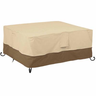 Classic Accessories® Veranda Rectangular Fire Pit Table Cover