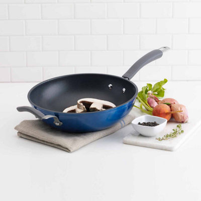 "Epicurious 11"" Open Stir Fry Pan"