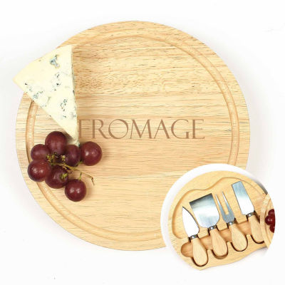 Cathy's Concepts 5-pc. Cheese Board Set