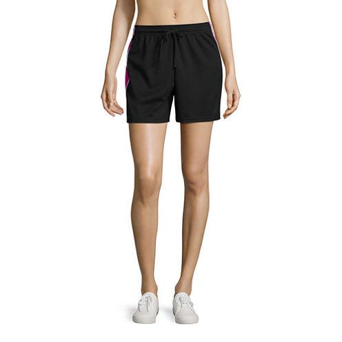 Made for Life™ Melange Shorts