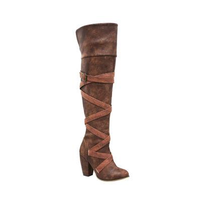 Michael Antonio Marble Womens Dress Boots