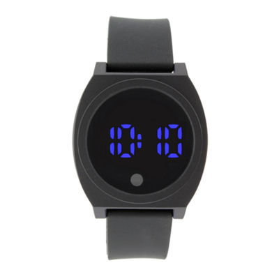 Unisex Black Strap Watch-33618