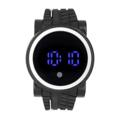 Unisex Black Strap Watch-33632