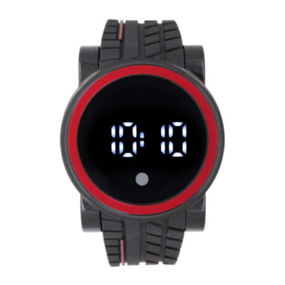 Unisex Black Strap Watch-33630