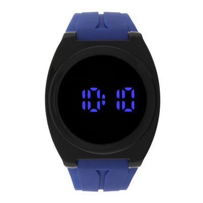 Unisex Blue Strap Watch-33636