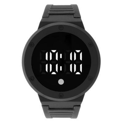 Unisex Black Strap Watch-33811