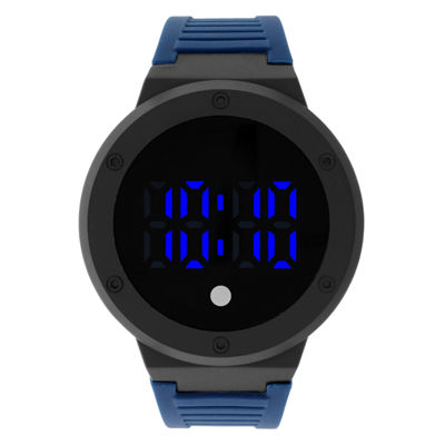 Unisex Blue Strap Watch-33812
