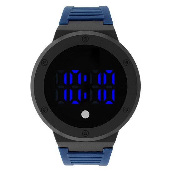 Unisex Adult Digital Blue Strap Watch-33812
