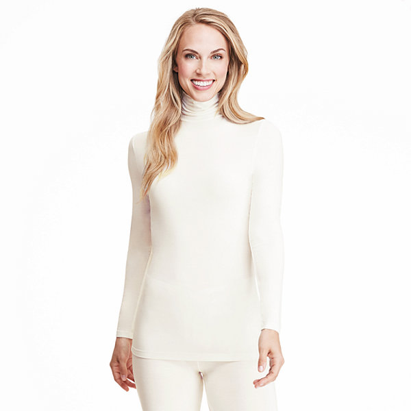 Cuddl Duds Turtleneck Thermal Shirt