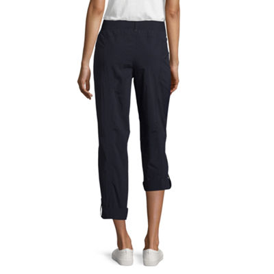 St. John's Bay Active Pull-On Pants - Tall Unrolled Inseam 34""