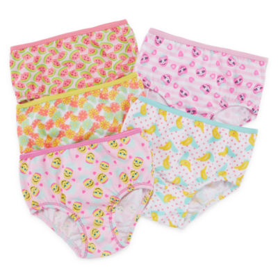 5 Pair Brief Panty Girls