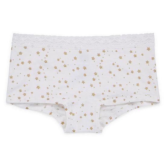 Total Girl Girls 1 Pair Boyshort Panty