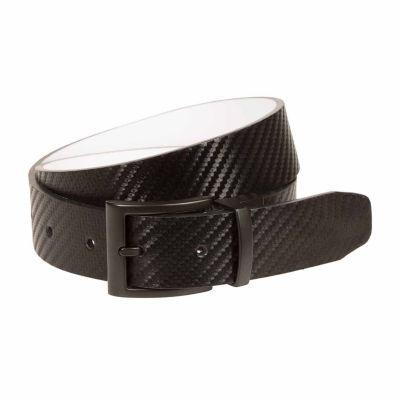 Nike Black/White Reversable Belt - Boys