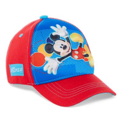 3D Mickey Mouse Baseball Cap- Boys