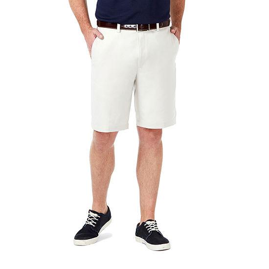 Haggar® Cool 18® Pro Solid Classic Fit Flat Front Short