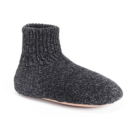 MUK LUKS® Ragg Wool Slipper Sock