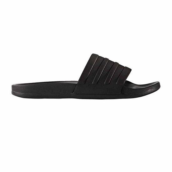 Adidas Mens Adilette Cf Mono Slide Sandals Jcpenney