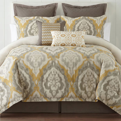 Linden Street Vista 4-pc. Comforter Set & Accessories