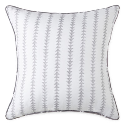 Home Expressions Brinley Square Decorative Pillow