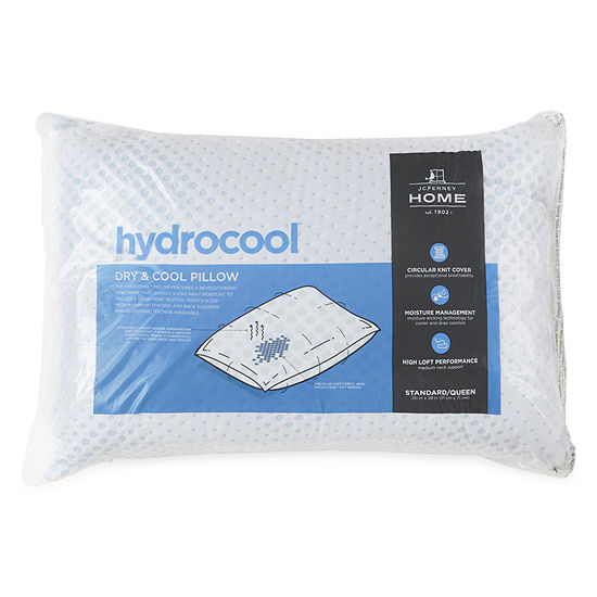 JCPenney Home HydroCool Pillow