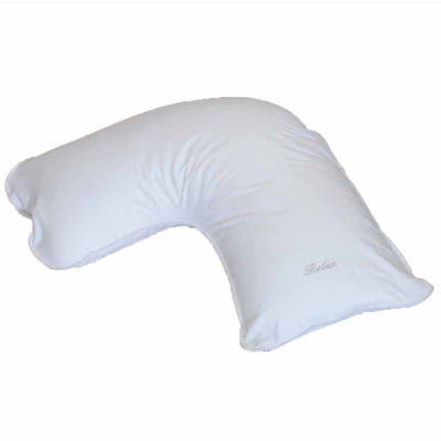Breakfast in Bed™ Down Alternative Side Sleeper Body Pillow with RELAX