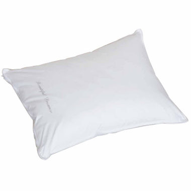 Breakfast in Bed™ Down Alternative Side Sleeper Pillow with Beautiful Dreamer